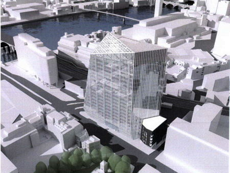 Councillors seek extra cash from Blackfriars Road tower developer
