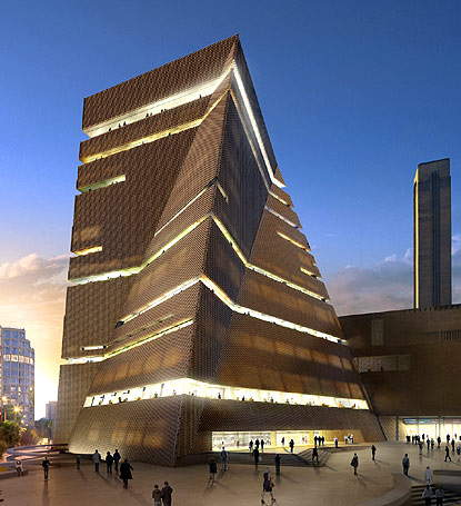 Tate Modern extension 'on schedule' to welcome visitors in 2012