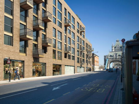 Green light for berkeley homes 39 potters fields coach park for The berkeley house
