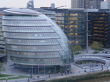 City Hall to be renamed 'London House' during 2012 Olympics
