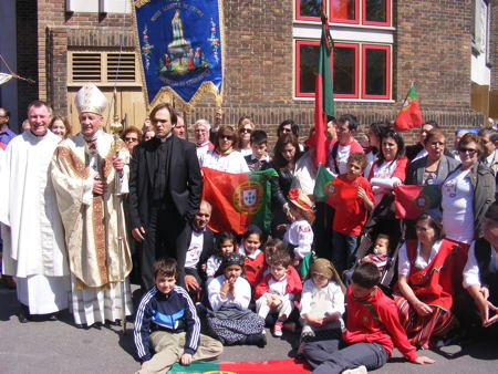St George's Cathedral hosts May Day Mass for Migrant Workers