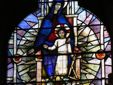 Death of stained glass artist Lawrence Lee