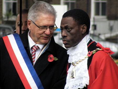Gilles Catoire and Tayo Situ