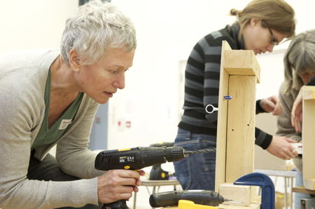 Webber Street's new Goodlife Centre provides practical and creative classes