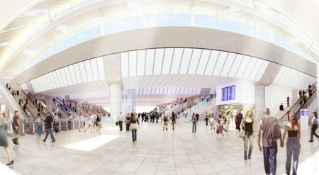 London Bridge Station: more details of redevelopment proposals