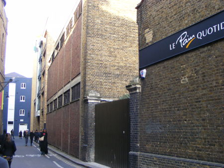 Planning inspector rejects Stoney Street restaurant scheme
