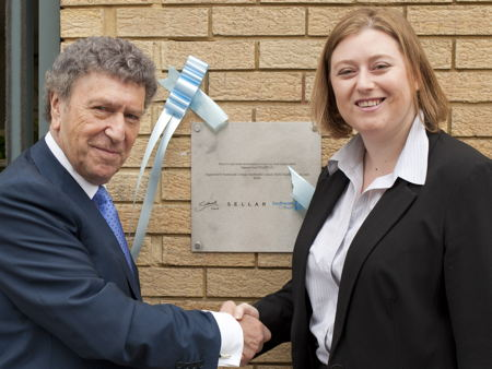 Irvine Sellar Opens New Southwark College Shops In The Cut