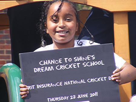Waterloo school at centre of National Cricket Day celebrations