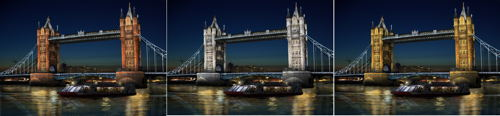 Giant Olympic rings to be attached to Tower Bridge