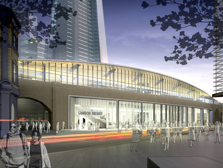 London Bridge Station development: planning application submitted