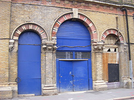 London Bridge railway arches listed by heritage minister