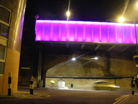 'Classical clubbing' comes to Bermondsey Street tunnel