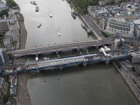 Blackfriars Station: Network Rail invites views on name and signs