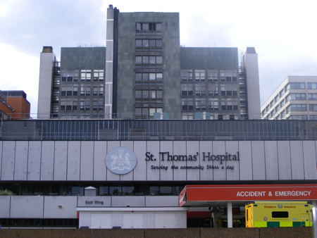 Youth workers assigned to St Thomas' A&E to tackle gang and knife crime
