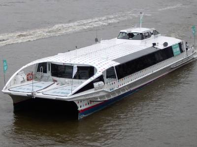 Thames Clippers extends Tate to Tate boat service to Vauxhall