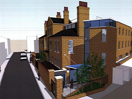 St Mungo's Great Guildford Street hostel to be rebuilt