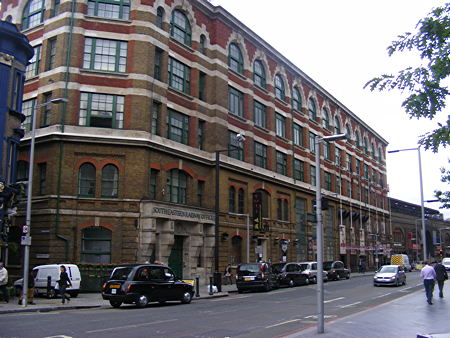 Tooley Street features in list of top 10 endangered Victorian & Edwardian buildings