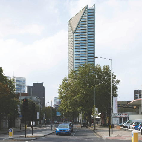 Elephant & Castle skyscraper vetoed by Southwark planning committee