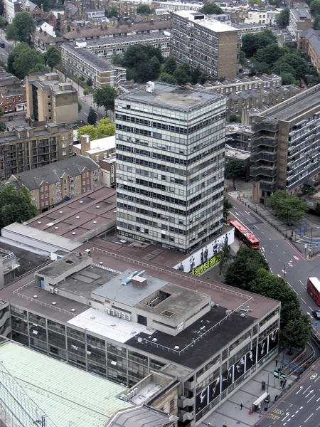 London College of Communication could sell Elephant & Castle tower
