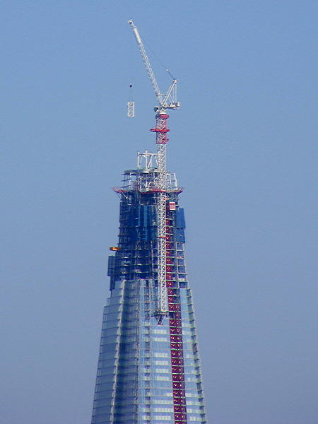 Shard viewing galleries to open in early 2013