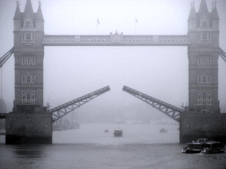 Tower Bridge, MV Havengore