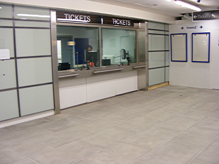 Blackfriars Station's Bankside entrance now open