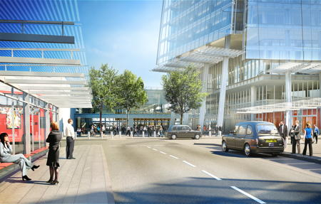 London Bridge Bus Station: next phase of work begins