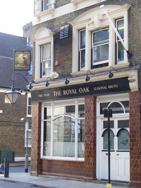 Triple honours for Royal Oak