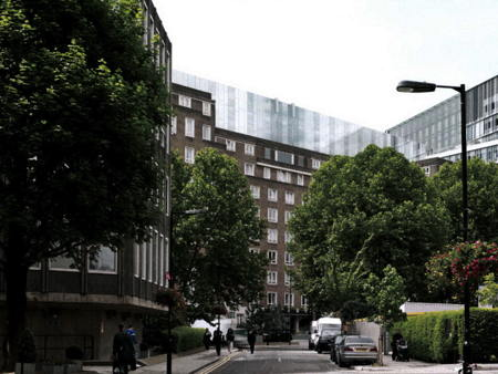 LSE gets go-ahead for rooftop extension at Bankside House