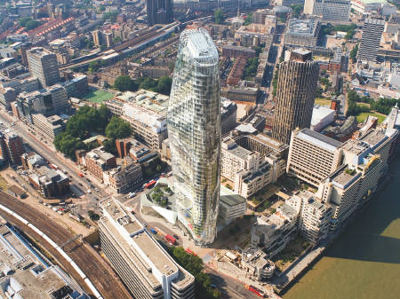 Public viewing gallery axed from One Blackfriars skyscraper