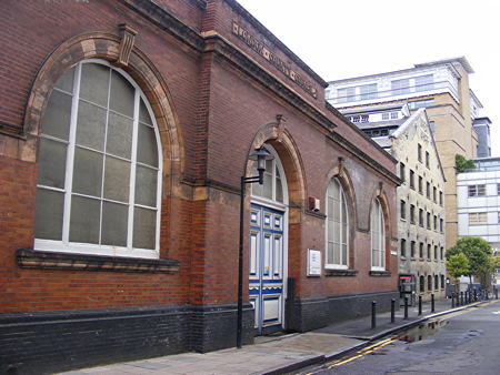 Council to oppose Thames Water plans for Shad Thames Pumping Station