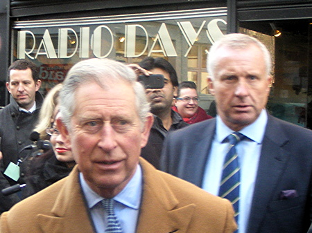 Prince of Wales in Waterloo