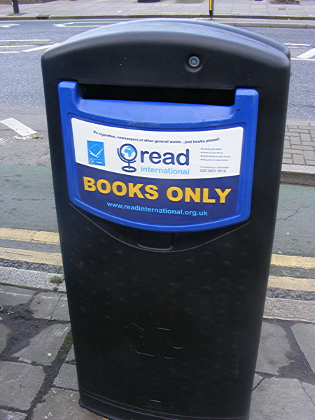 Read International Book Bin