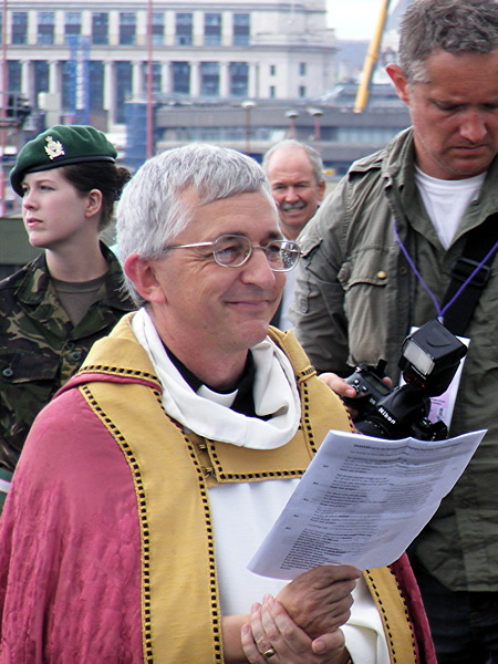 Southwark Archdeacon Michael Ipgrave named as new Bishop of Woolwich