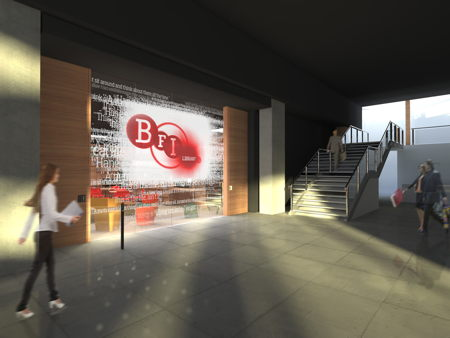 BFI Library to open on the South Bank in June