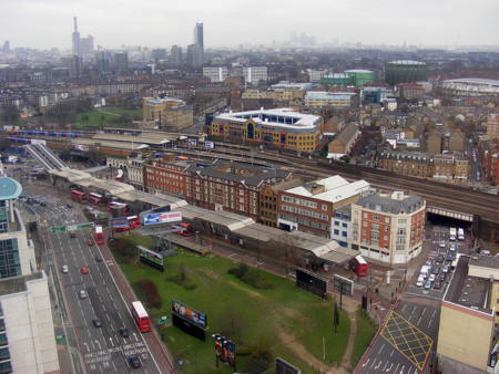 Let's abolish the Vauxhall Cross gyratory, says Lambeth Council