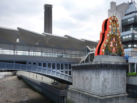London, Chatham and Dover Railway crests returned to Blackfriars