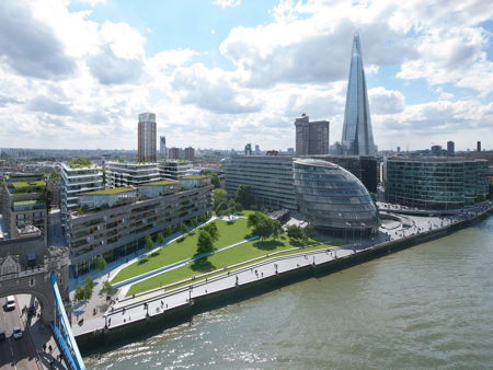 Search back on for cultural tenant at One Tower Bridge