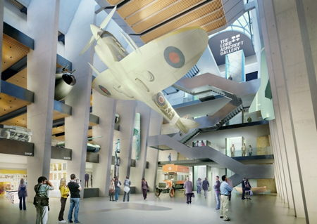 Imperial War Museum to shut for six months from January 2013