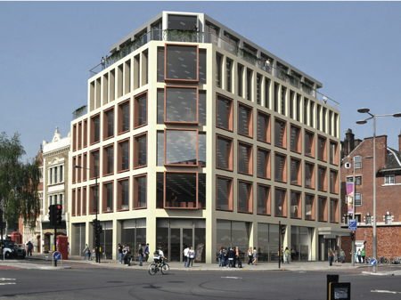 Plans for 7-storey office block opposite Old Vic vetoed by councillors