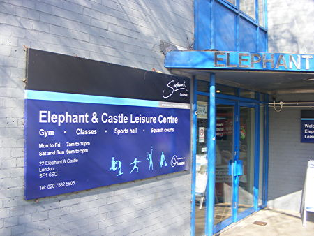 Elephant & Castle Leisure Centre to close in June