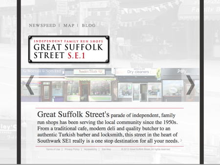 New website to promote independent shops in Great Suffolk Street