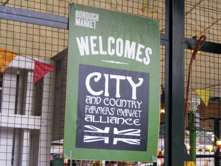 Farmers' market traders to leave Borough Market
