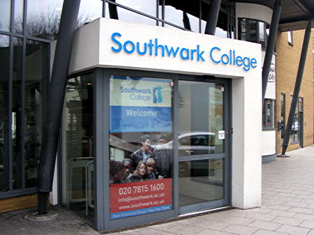 Southwark College name to disappear in Lewisham College takeover