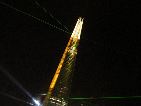 Shard: royal inauguration for Europe's tallest building