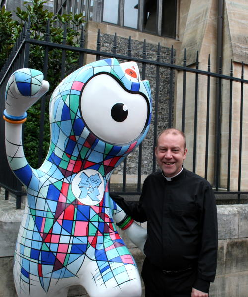 Andrew Nunn and Wenlock
