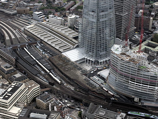 London Bridge Station: Network Rail fine-tunes Olympic crowd plan