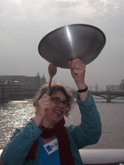 All the Bells: Borough Market, HMS Belfast, Millennium Bridge, National Theatre