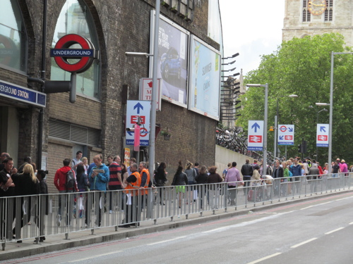 Commuters warned to avoid London Bridge Station on Monday