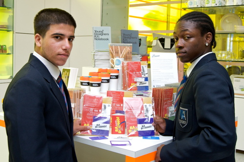 Game devised by Walworth Academy pupils on sale at Design Museum